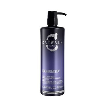 TIGI Catwalk Fashionista Conditioner 750ml