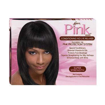 Lusters Pink Relaxer Kit Pack of Two