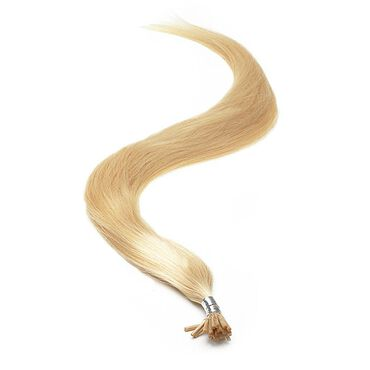 American Pride I-TIP Human Hair Extensions 18 Inch - 22 Blondest Blonde