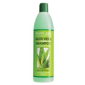Organic APH Aloe Vera Shampoo 500ml