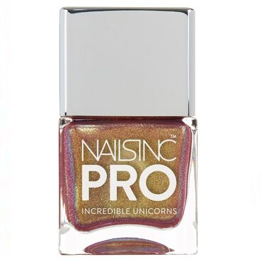 Nails Inc London INC.redible Gel Effect Nail Polish - Hooves of Gold 14ml