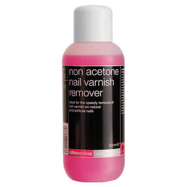 Salon Services Non Acetone Nail Polish Remover 500ml