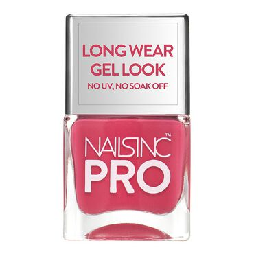 Nails Inc Pro Gel Effect Polish 14ml Spring Collection - Victoria Embankment