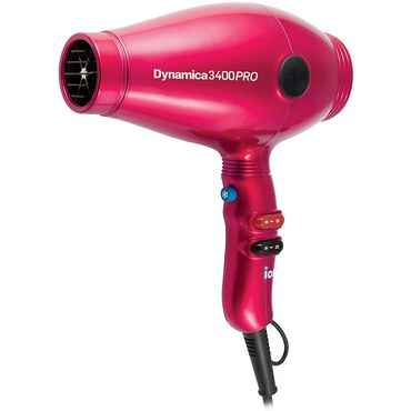 Diva Professional Styling Chromatix Dynamica 3400 Pro Hair Dryer - Raspberry Crush