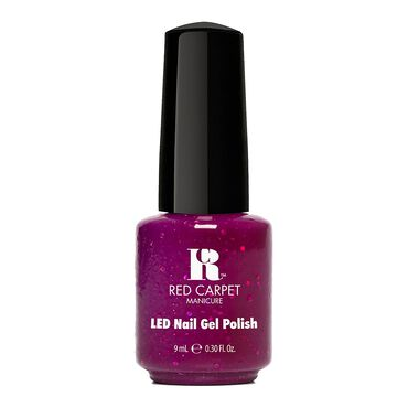 Red Carpet Manicure Gel Polish Power of the Gem Collection - Garnet 9ml