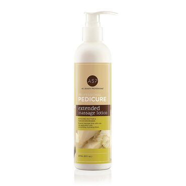 ASP Pedicure Extended Massage Lotion 237ml