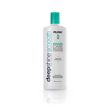 Rusk Deep Shine Keratin Smooth Conditioner 355ml