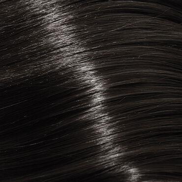 Hairtensity Weft Full Head Synthetic Hair Extension 18 Inch - 1 Jet Black