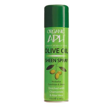 Organic APH Organic Olive Oil Sheen Spray 175ml