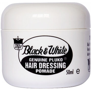 Black & White Original Hair Dressing Pomade 50ml