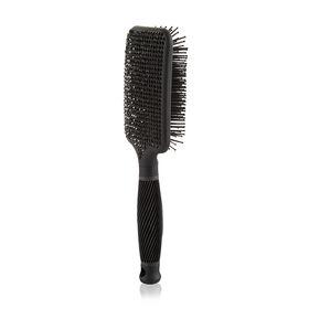 Salon Services Crystal Paddle Brush, Black