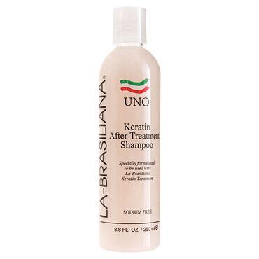 La Brasiliana UNO Keratin After Treatment Shampoo 250ml