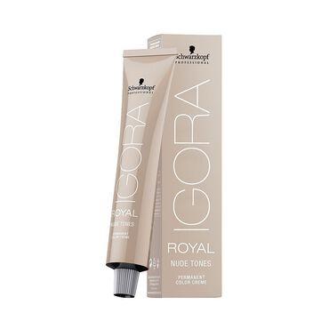 Schwarzkopf Professional Igora Royal Nude Tones - 6-46 Dark Blonde Beige Chocolate 60ml