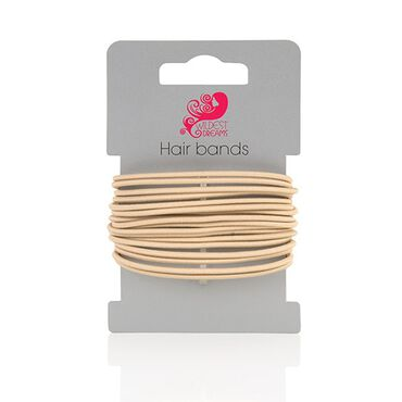Wildest Dreams Thin Hair Ties - Blonde