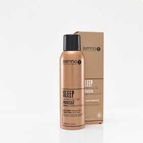 Sienna X Q10 Self Tan Tinted Mousse 250ml