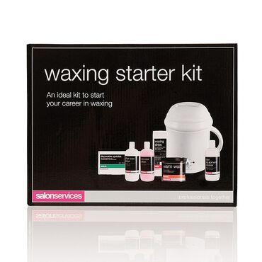 salon services waxing starter kit  wax heaters  sally beauty