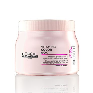 L'Oréal Professionnel Serie Expert Vitamino Color A-OX Colour Protecting Masque 500ml