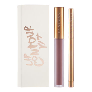Contour Cosmetics Lip Contour Kit - Juju Nude Pink 77g