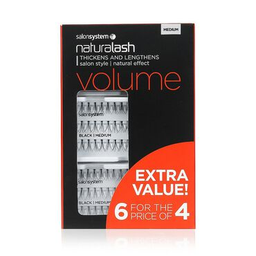 Naturalash Individual Volume Lashes Medium