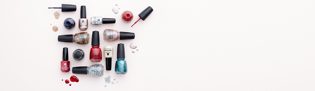 Offers on nail polish