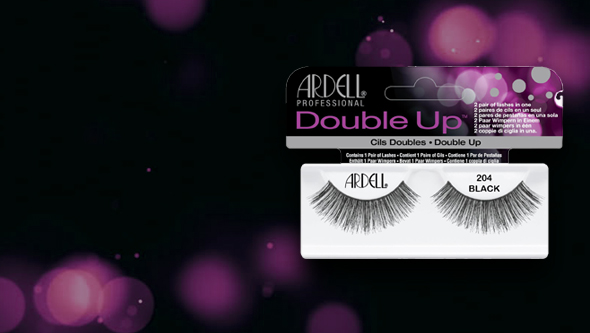 Save 25% across Ardell Strip Lashes