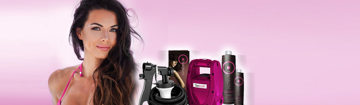 Half Price Spray Tan Kit when you book the Tantruth Ultimate Spray Tanning & Body Contouring Couse