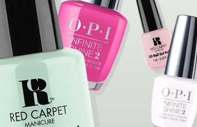 Buy 3 and get one free on nail colour