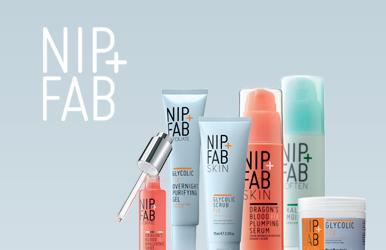 Buy one get one free on Nip + Fab skincare