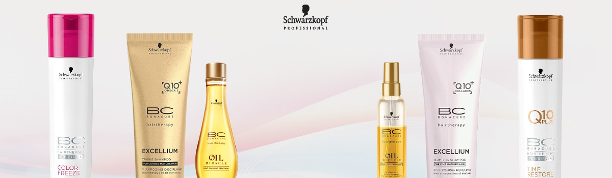 Buy 1 and get 1 free on Schwarzkopf Professional Bonacure range