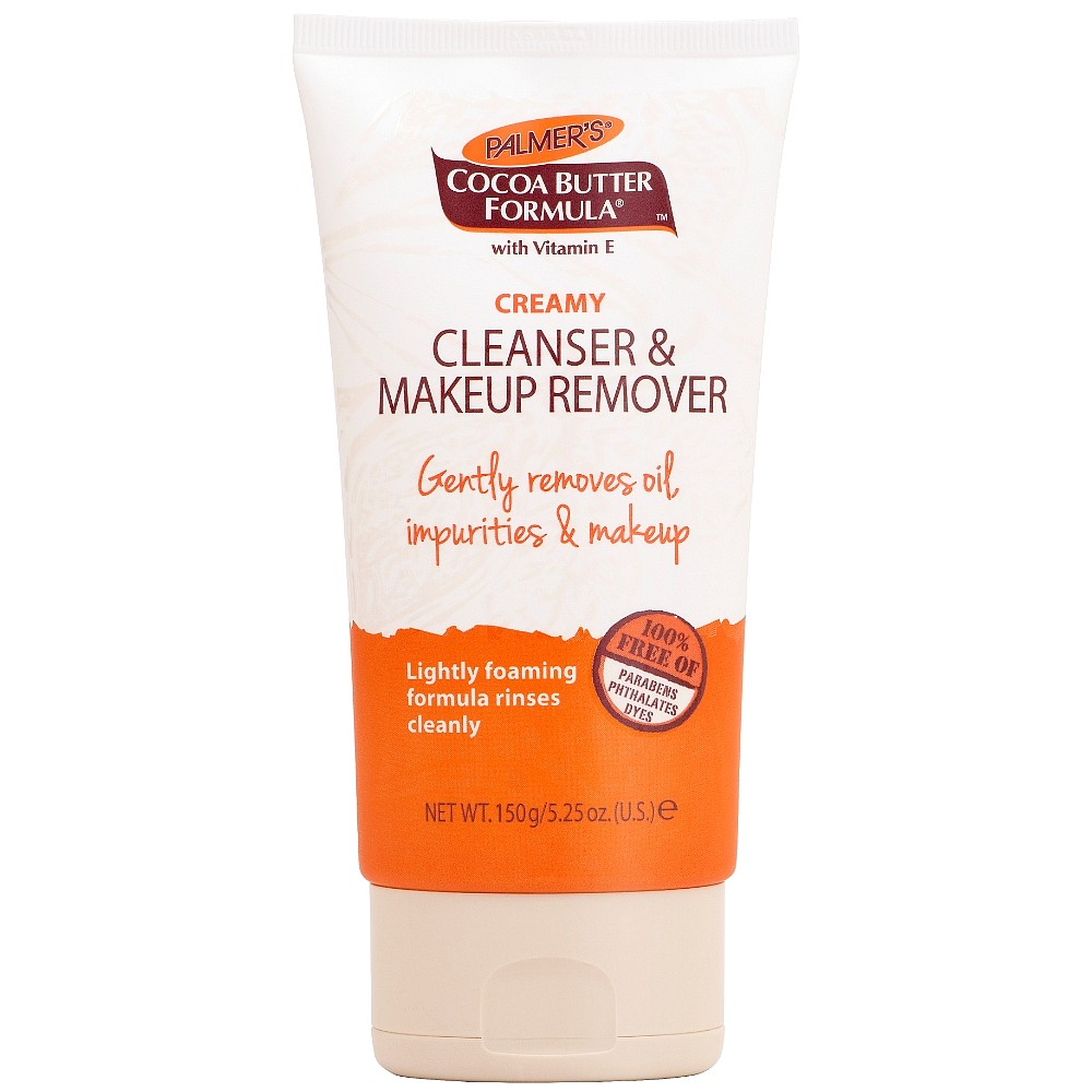 Sally Express palmer's cocoa butter formula cleanser and makeup remover 150ml