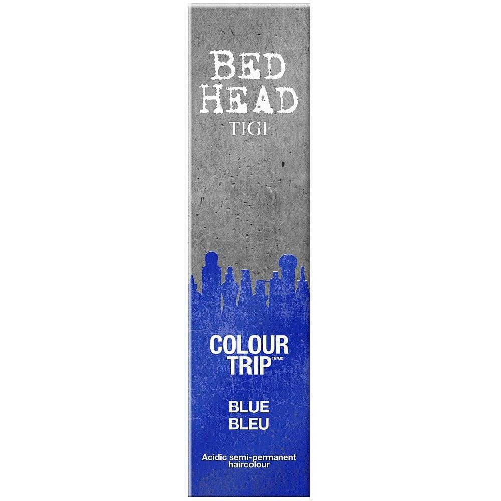 Tigi bed head colour trip semi permanent hair colour blue 90ml tigi bed head colour trip semi permanent hair colour blue 90ml for today only save 30 on tigi hair care and styling sally beauty nvjuhfo Choice Image
