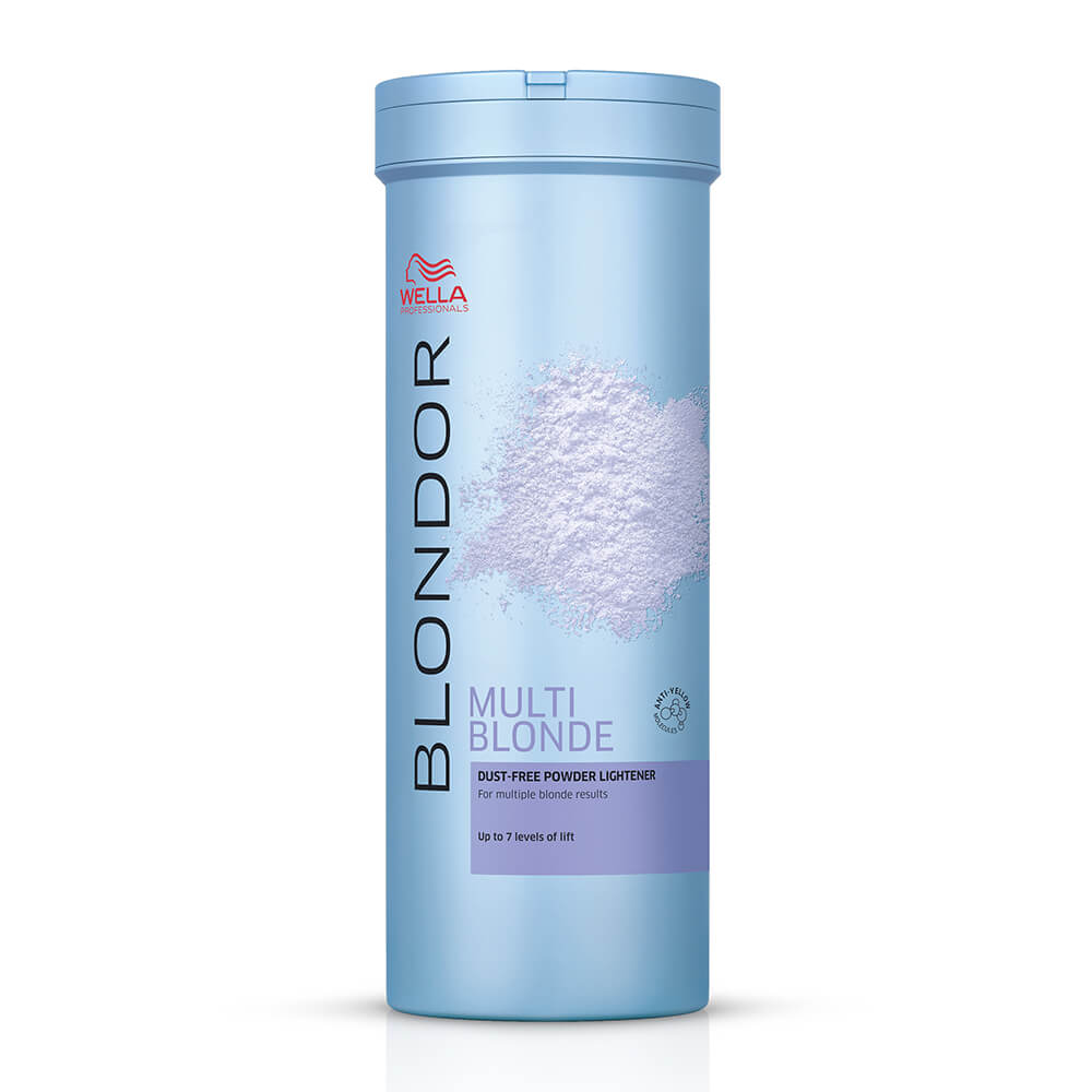 Bleach peroxide developers hair care sally wella professionals blondor multi blonde powder bleach 400g nvjuhfo Choice Image