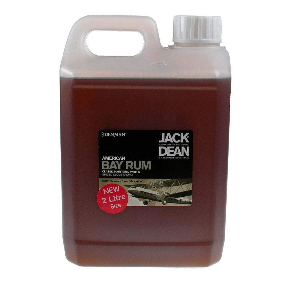 Sally Express jack dean bay rum classic hair tonic 2 litre