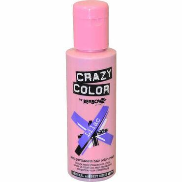 Crazy Color Crazy Color Semi Permanent Hair Colour Cream - Lilac 100ml