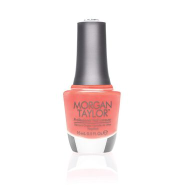 Morgan Taylor Nail Lacquer - Candy Coated Coral 15ml