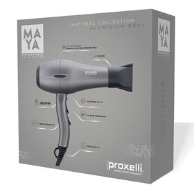 Proxelli MAYA Hairdryer Aluminium