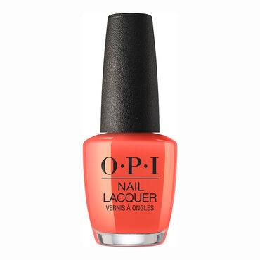 OPI Tokyo Collection Nail Lacquer Tempura-ture is Rising 15ml