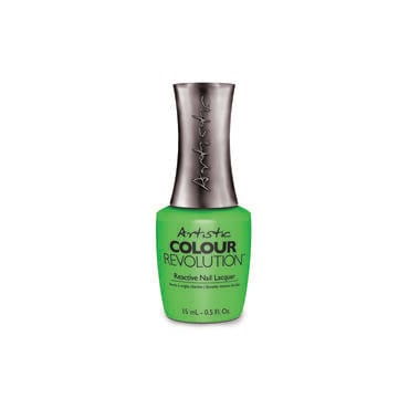 Artistic Colour Revolution Crave the Rave Collection Reactive Nail Lacquer Let's Get Electric 15ml