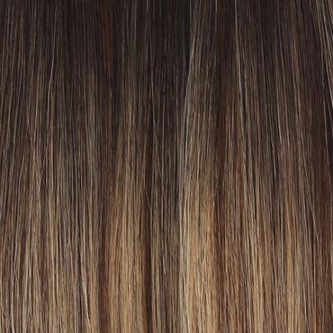 Beauty Works Celebrity Choice Slim Line Tape Hair Extensions 16 Inch - Mocha Melt 48g