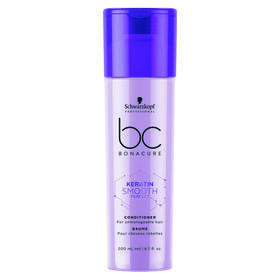 Schwarzkopf Professional Bonacure Keratin Perfect Smooth Conditioner 200ml