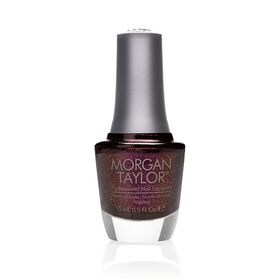 Morgan Taylor Nail Lacquer Urban Cowgirl Collection - Seal the Deal 15ml
