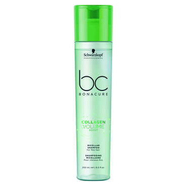 Schwarzkopf Professional Bonacure Collagen Volume Boost Micellar Shampoo 250ml