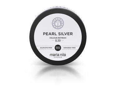 Maria Nila Colour Refresh - Pearl Silver 0.20 100ml