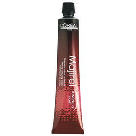 L'Oréal Professionnel Majirel Le Hair Bronzing Permanent Hair Colour - 0.26 Pink Agate Bronze 50ml