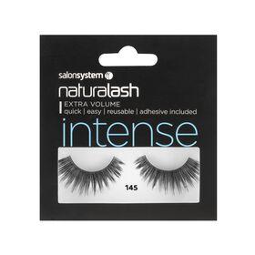 Naturalash 145 Black Strip Lashes