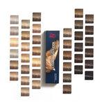 Wella Professionals Koleston Perfect Permanent Hair Colour 7/17 Medium Blonde Ash Brown Rich Naturals 60ml