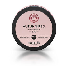 Maria Nila Colour Refresh - Autumn Red 6.60 100ml