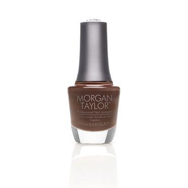 Morgan Taylor Nail Lacquer - Latte Please 15ml