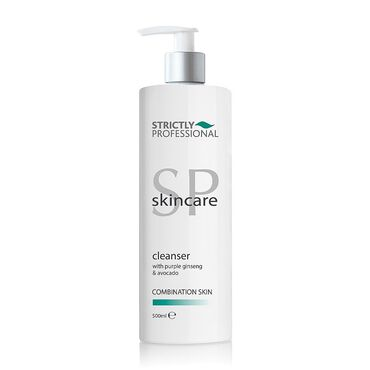 Strictly Professional Combination Skin Cleanser 500ml