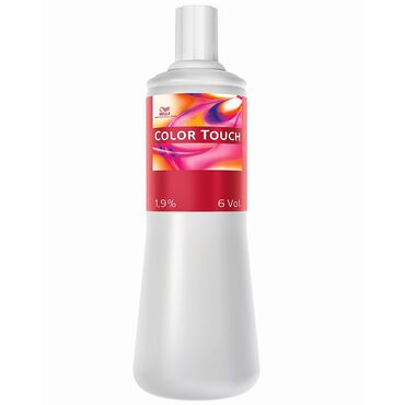 Wella Professionals Color Touch Developer 1.9% 6 Vol 1 Litre
